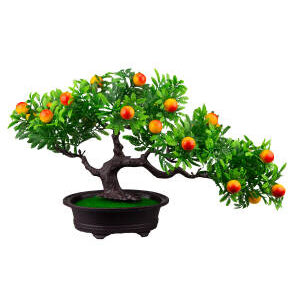 Bonsai artificial 25 cm fructe