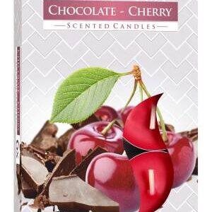 Lumanari parfumate 6 set ciocolata si cirese