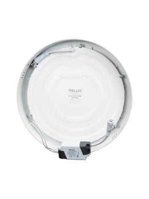 Plafoniera rotunda led 24W lumina rece